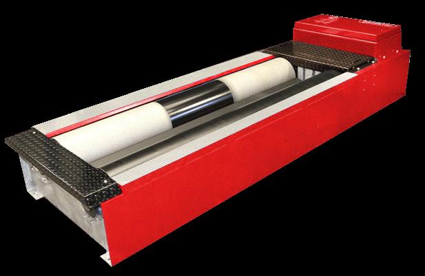 Bosch Dyno teljesítménymérő pad